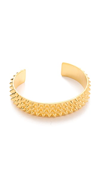 TOM BINNS Punk Pave Studded Cuff