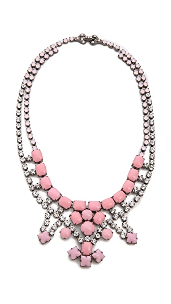 TOM BINNS Neopolitano 3 Point Necklace