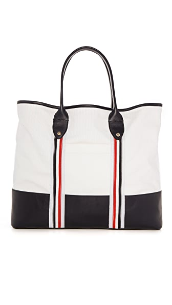 Thom Browne Beach Bag