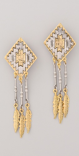 Theodora & Callum Clip On Earrings