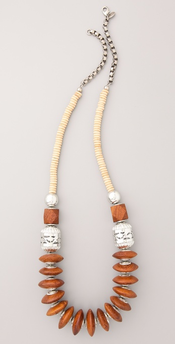 Theodora & Callum Safari Necklace