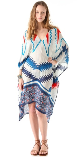 Theodora & Callum Cherokee Caftan