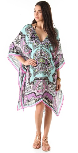 Theodora & Callum Formentera Caftan
