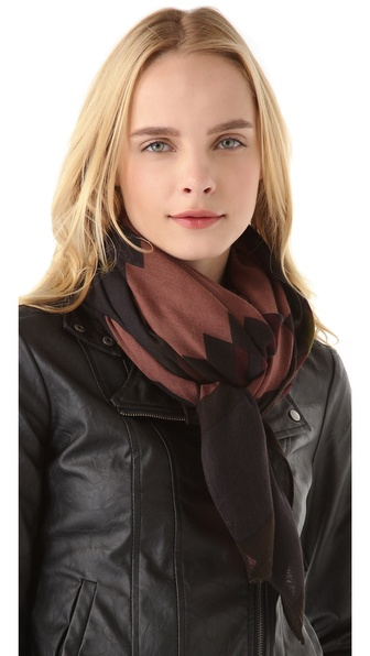 Theodora & Callum Tempe Rug Blanket Scarf