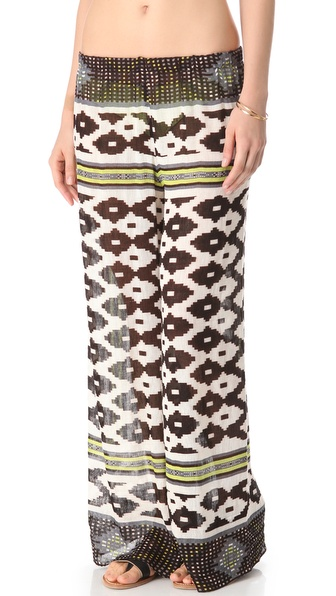 Theodora & Callum Amarillo Beach Pants