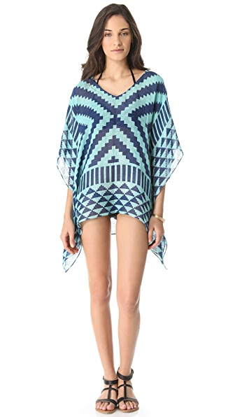 Theodora & Callum Zanzibar Cover Up Top