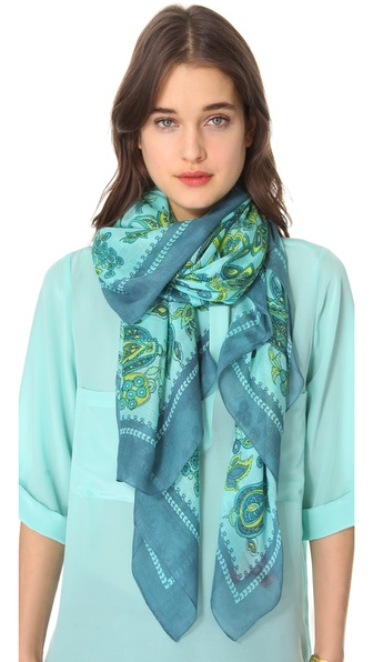 Theodora & Callum Provence Scarf