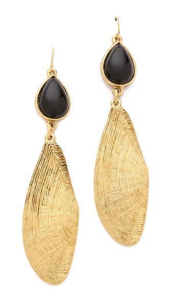 Theodora & Callum Seashell Earrings