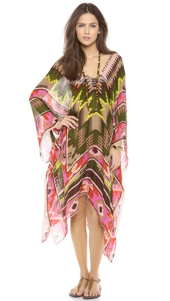 Theodora & Callum Caftan Cover Up