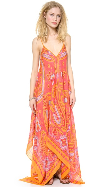 Theodora & Callum Bangalore Scarf Dress