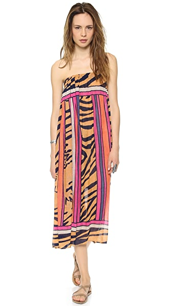 Theodora & Callum Mombasa Maxi Skirt / Tube Dress