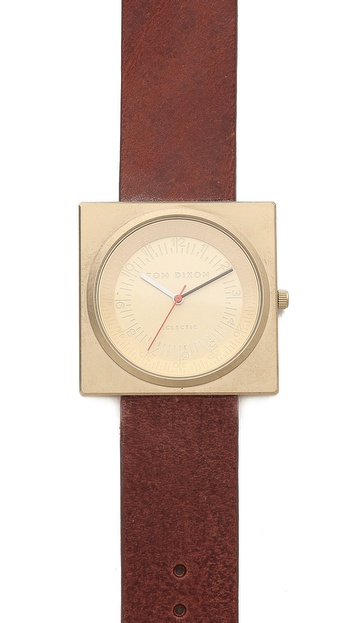 Tom Dixon Block Watch