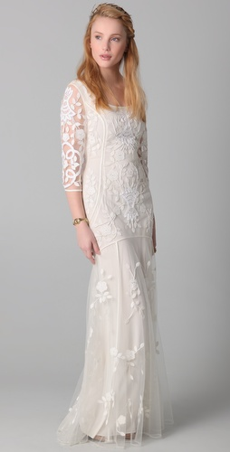 Temperley London Long Florence Dress