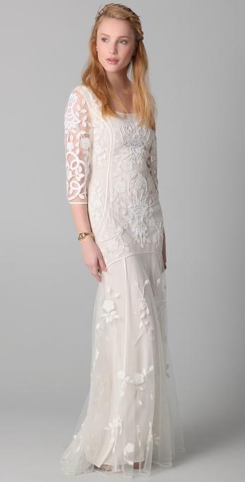 Temperley London Long Florence Dress