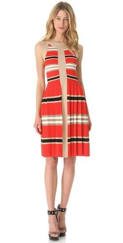 Temperley London Alexis Striped Dress