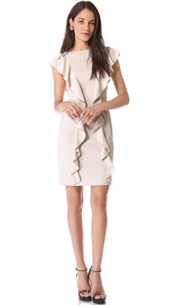 Temperley London Artina Ruffle Dress