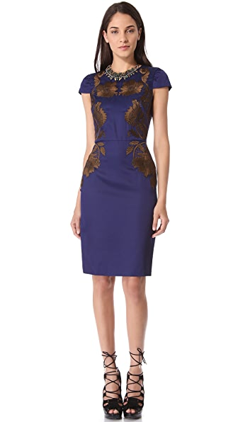 Temperley London Iris Pencil Dress