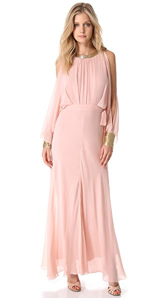 Temperley London Long Aureila Dress