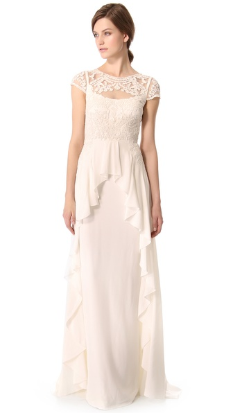 Temperley London Bluebell Dress