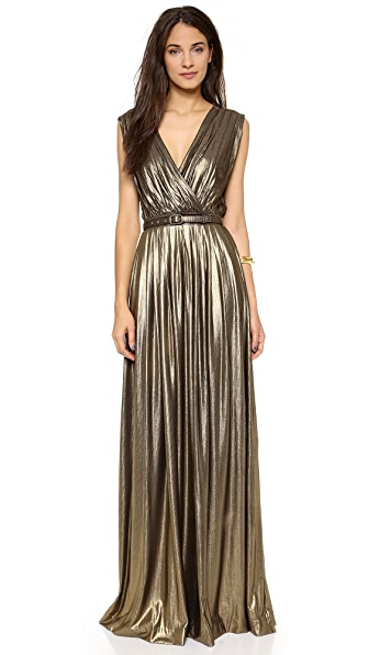Temperley London Athena Sleeveless Maxi Dress