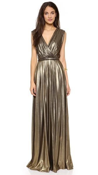 Temperley London Athena Sleeveless Maxi Dress