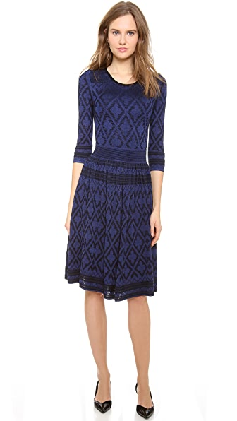 Temperley London Willow Pointelle Dress