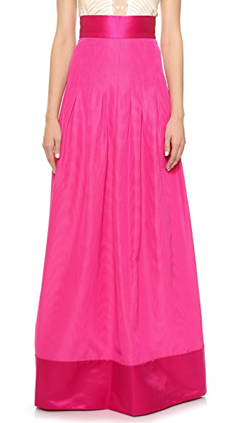 Temperley London Long Palais Skirt