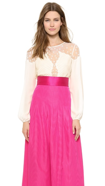 Temperley London Denueuve Top