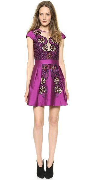 Temperley London Mini Berge Dress