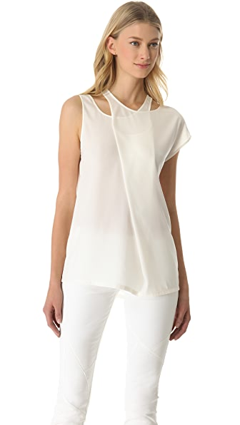 Tess Giberson Double Neck Tank