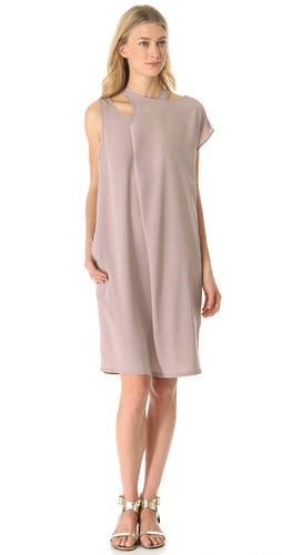 Tess Giberson Double Neck Tank Dress
