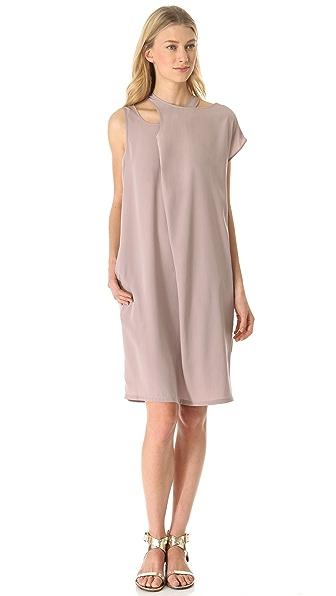 Tess Giberson Double Neck Tank Dress