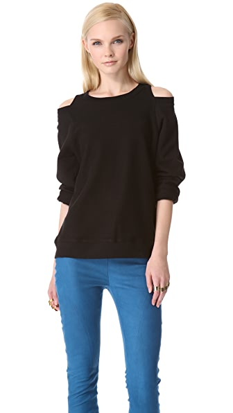 Tess Giberson Double Neck Sweatshirt