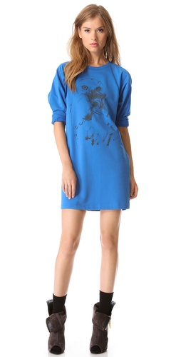 Tess Giberson Sweatshirt Dress