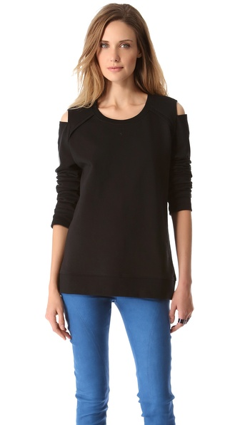 Tess Giberson Slash Sweatshirt