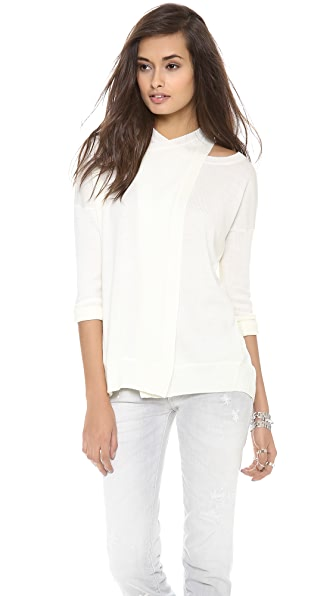 Tess Giberson Double Neck Sweater