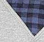 Grey/Blue Combo