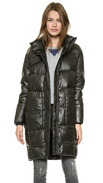 Tess Giberson Funnel Down Coat