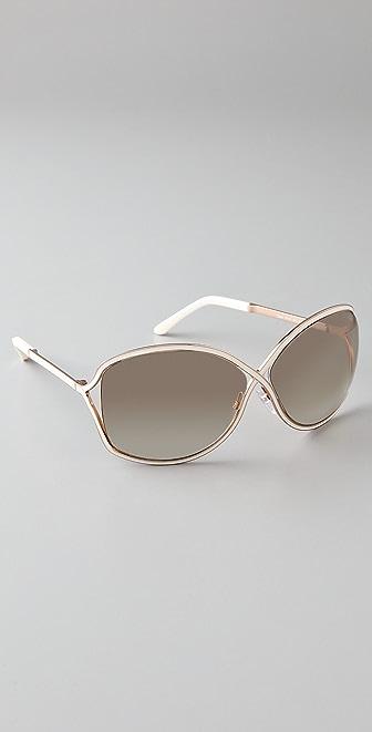 Tom Ford Eyewear Rickie Sunglasses