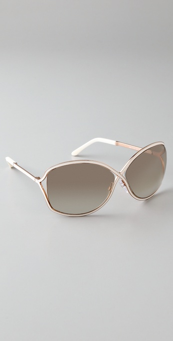 Tom Ford Eyewear Rickie Sunglasses