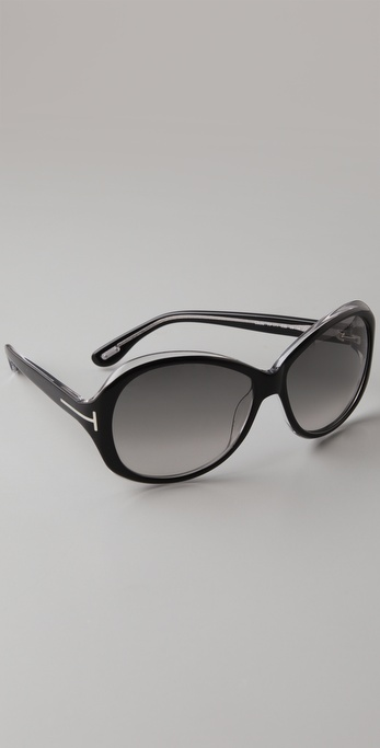 Tom Ford Eyewear Cecile Sunglasses