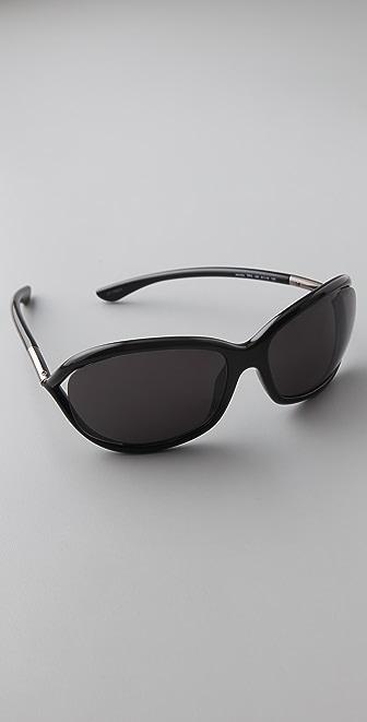 Tom Ford Eyewear Jennifer Sunglasses