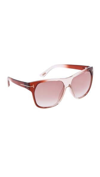 Tom Ford Eyewear Federico Sunglasses