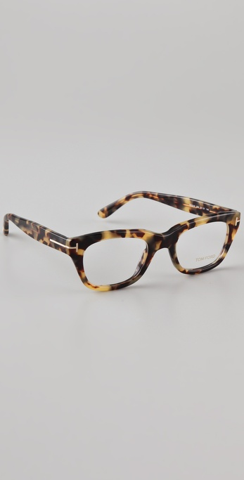Tom Ford Eyewear Square Glasses