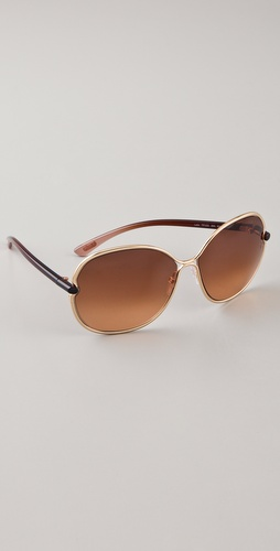 Tom Ford Eyewear Leila Sunglasses