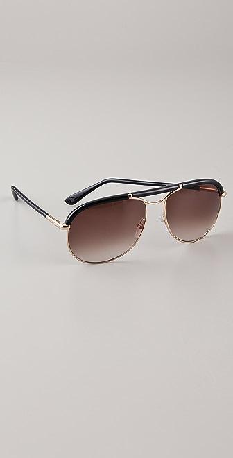 Tom Ford Eyewear Marco Sunglasses