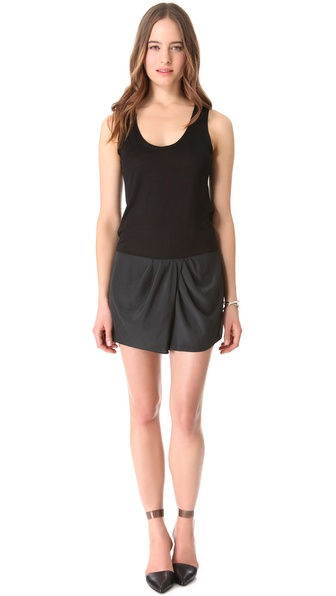 Thakoon Addition Carbon Copy Romper