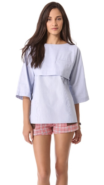 Thakoon Addition Layered Top