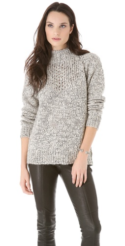 Thakoon Addition Marled Pullover at Shopbop / East Dane