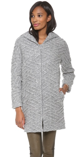 Thakoon Addition Hooded Coat at Shopbop / East Dane